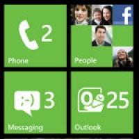Facebook приложението за Windows Phone 7 с ъпдейт
