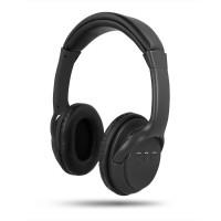 Bluetooth слушалки Setty черни