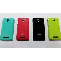Mercury Jelly Case за Lenovo A1000