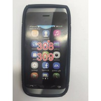 Силиконов калъф за Nokia Asha 308/309