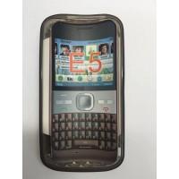 Силиконов калъф за Nokia E5