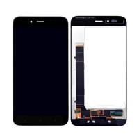 Дисплей + тъч за Xiaomi Mi A1 черен / без рамка/