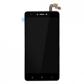 Дисплей + тъч за Xiaomi Redmi Note 4X черен / оригинален без рамка/
