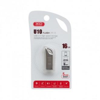 Flash памет XO Design U10 16GB USB 2.0