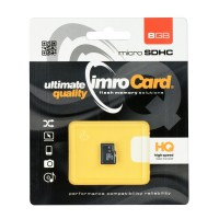 Imro micro SD Card 8GB