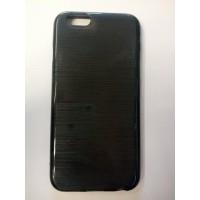 Силиконов за Iphone 6/6S 0.3mm черен