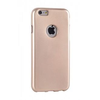 Jelly Case за Samsung Galaxy S7 Edge златен
