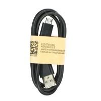 Кабел Micro USB 1м черен