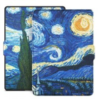 Калъф TECH-PROTECT за Kindle Paperwhite 1/2/3 ,Starry Night