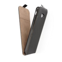 Калъф тип тефтер Flexy за Samsung A750 A7 2018 черен