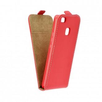 Калъф тип тефтер за Huawei P9 червен