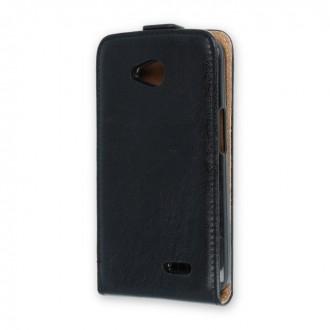 Калъф тип тефтер за Motorola Moto C Plus черен