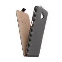 Калъф тип тефтер за Samsung J6 Plus черен