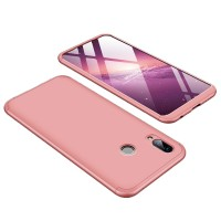Калъф твърд кейс 360 за Huawei Honor Play , розов
