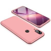 Калъф твърд кейс 360 за Huawei P20 Lite ,розов
