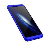 Калъф твърд кейс 360 за Huawei P20 Lite син