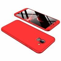 Калъф твърд кейс 360 за Samsung A600 A6 (2018) , червен