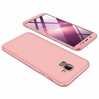 Калъф твърд кейс 360 за Samsung A600 A6 (2018) , розов