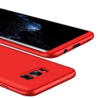 Калъф твърд кейс 360 за Samsung G950 S8 червен