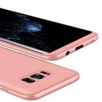 Калъф твърд кейс 360 за Samsung G950 S8 розов