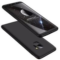Калъф твърд кейс 360 за Samsung G960 S9 , черен