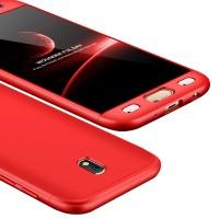 Калъф твърд кейс 360 за Samsung J330 J3 2017,червен