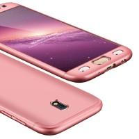 Калъф твърд кейс 360 за Samsung J330 J3 2017,розов
