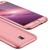 Калъф твърд кейс 360 за Samsung J730 J7 2017,розов