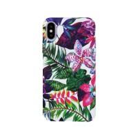 Калъф твърд кейс Smooth3 за Huawei Y5 2019 цветя