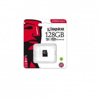 Kingston micro SDCS Card 128GB