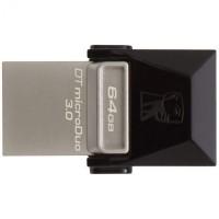 Kingston microDuo 3C pendrive (64 GB | USB 3.0/USB 3.1 + USB type-C)
