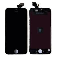 LCD дисплей и тъч скрин за iPhone 5S черен
