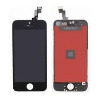 LCD дисплей и тъч скрин за iPhone SE черен