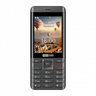 MaxCom MM236 Black-Gold