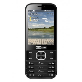 Maxcom MM237 Dual ,черен