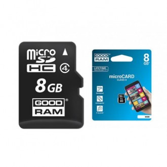 MICRO SD CARD 8GB