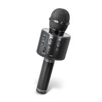 Микрофон Forever BMS-300 с bluetooth говорител , черен