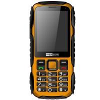 Мобилен телефон MAXCOM STRONG MM920 жълт