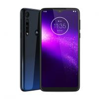 Motorola One Macro 64GB син