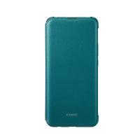Оригинален калъф  Flip Protective cover за Huawei P Smart Z / Honor 9X ,Зелен