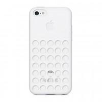 Оригинален калъф кейс Cover MF039ZM за iPhone 5C бял