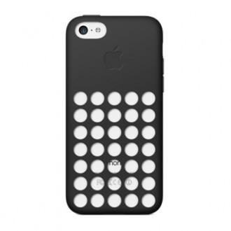 Оригинален калъф кейс Cover MF040ZM за iPhone 5C черен