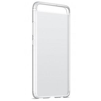 Оригинален силиконов гръб кейс за Huawei P10 прозрачен