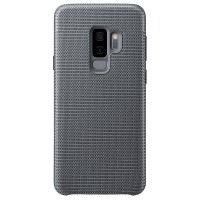 Оригинален силиконов калъф кейс за Samsung Galaxy S9 plus Hyperknit Case EF-GG965FJEGWW , сив
