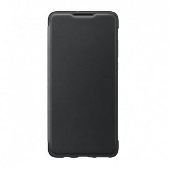 Оригинален страничен калъф Wallet Cover Bookcase за Huawei P30 Lite черен