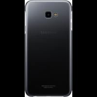 Оригинален заден гръб кейс за Samsung J415 J4 Plus Gradation Cover черен