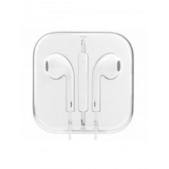 Оригинални слушалки за iPhone Apple Headset EarPods MD827ZMA with Remote / Mic