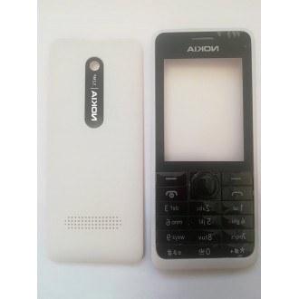 Панел Nokia 301 бял