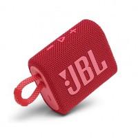 Преносима Bluetooth колонка JBL Go 3, Червена