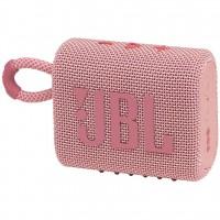 Преносима Bluetooth колонка JBL Go 3, Розова